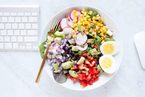 How to Build a Power Bowl | Simple Meal Prep Ideas | Loveleaf Co.