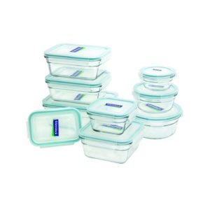 Glasslock containers.